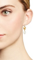 Bloomingdale's Cultured Freshwater Pearl Drop Earrings in 14K Yellow Gold, 11mm