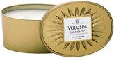 Voluspa Vermeil 2 Wick Candle - Icognito - 340g