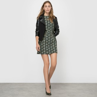 French Connection Women's Camo City