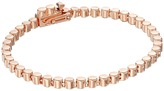 Eddie Borgo Small Cylinder Link Bracelet