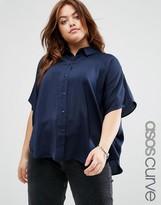 Asos Soft Cocoon Shirt