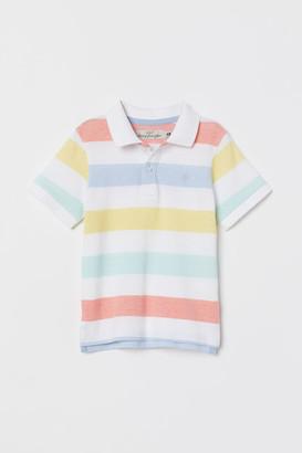 H&M Polo Shirt - Yellow