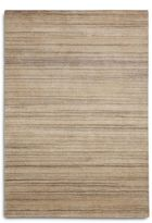 House of Fraser Plantation Rug Co. Simply Natural 100 Wool Rug - 120x180 Tan Stripe