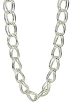 Argentovivo Large Link Necklace