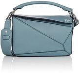 "Loewe Women's ""Puzzle"" Small Shoulder Bag-LIGHT BLUE"