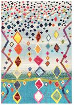 nuLoom Tina Moroccan Diamond Rug
