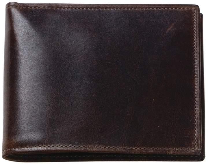 Moore & Giles Fine Leather Slim Bi-Fold Wallet