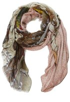 Yigal Azrouel Print Modal & Cashmere Scarf