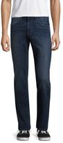 Hudson Blake Zip Fly Slim Straight Jeans