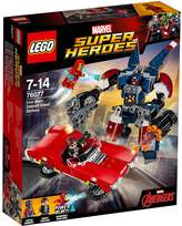Lego Super Heroes Iron Man: Detroit Steel Strikes
