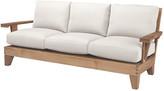 Lane Venture Saranac Sofa - Natural Sunbrella