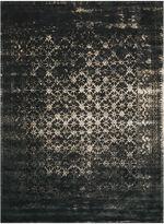 Loloi Journey Black & Tan Rectangular Rug