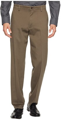 Dockers Easy Khaki D3 Classic Fit Pants (Timberwolf) Men's Clothing