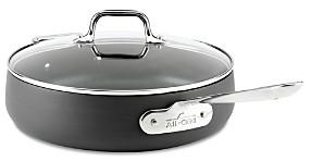 All-Clad Hard Anodized Nonstick 4-Quart Saute Pan
