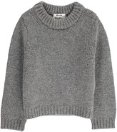 Acne Studios Ribbed Wool Mini Saidy Pullover