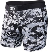Saxx AXX Vibe Men Underwear Boxer Brief, No Fly, Modern Fit, 5 Inch Ineam
