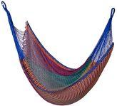 Mayan Legacy Hammocks Mexican-Styled Outdoor Cotton Hammock, Pinata Queen