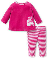 Offspring Two-Piece Cat Tunic and Pants Set