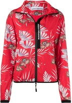 Paco Rabanne floral print jacket