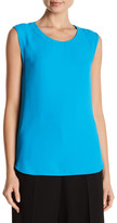 Anne Klein Sleeveless Hi-Lo Blouse