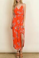 dress forum Orange Hot Dress
