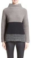 Fabiana Filippi Women's Ribbed Colorblock Sweater