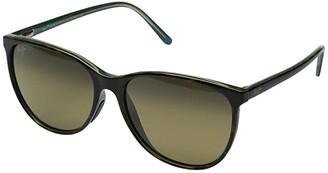 Maui Jim Ocean (Tortoise/Peacock/HCL Bronze) Fashion Sunglasses