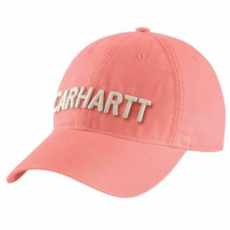 Carhartt Women's Canvas Cap