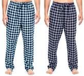 Noble Mount Mens Flannel Pants - 2pk []