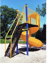 Kidstuff Playsystems, Inc. 3600 Spiral Slide