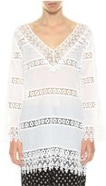 Tory Burch Crochet Lace Mini Dress