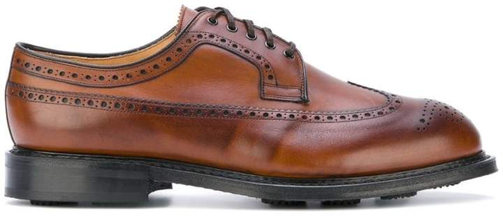 Church's classic brogue shoes