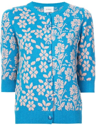 Barrie New Delft cashmere cardigan
