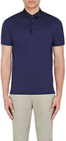 Lanvin Men's Cotton Piqué Polo Shirt
