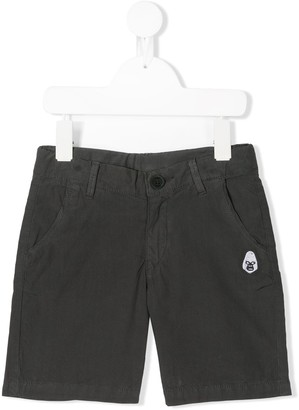Douuod Kids Slim-Fit Tailored Shorts