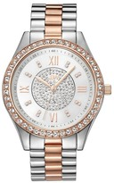 JBW Women&s Mondrian Diamond Bracelet Watch - 0.16 ctw