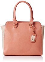 Henley Womens Taylor Top-Handle Bag Beige/Peach