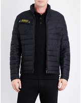 Barbour Baffle Quilted Shell Jacket