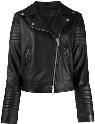 Drome Biker Leather Jacket