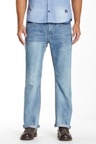 "Seven7 Big Stitch Bootcut Jeans - 30-34"" Inseam"