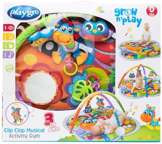 Fisher-Price Clip Clop Musical Activity Gym