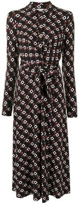 Diane von Furstenberg Sana shirt dress