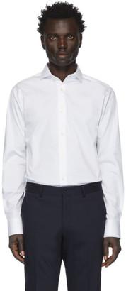 Tiger of Sweden White Farrell5 Shirt