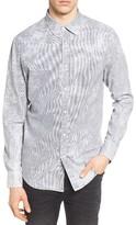 G Star Men's Landoh Murdo Houndstooth Shirt