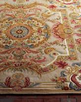 Safavieh Feather Medallion Rug, 4' x 6'
