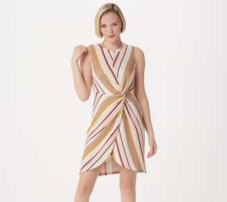 Skechers Apparel Wellness Striped Dress