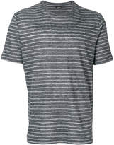 Z Zegna striped T-shirt