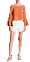 Keepsake the Label Think Twice Lace Shorts