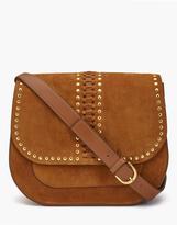 Belstaff Liv Tyler Amira Crossbody Bag Cognac