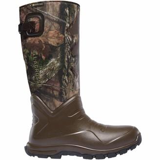 """LaCrosse Men's 340227 AeroHead Sport 16"""" Waterproof Hunting Snake Boot Mossy Oak Break-Up Country - 12 M"""